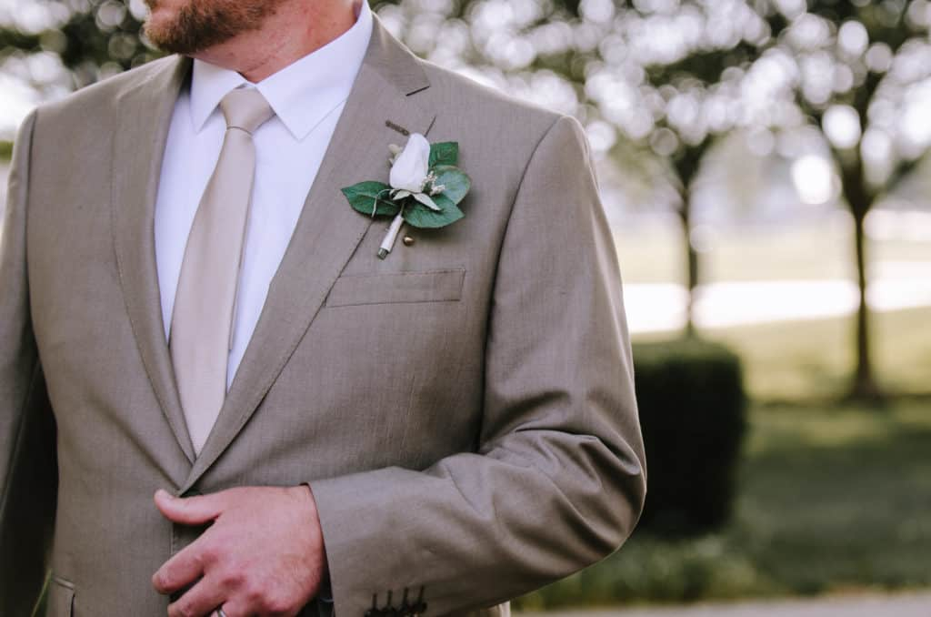 grooms attire, grooms floral, jc penny, photography prices
