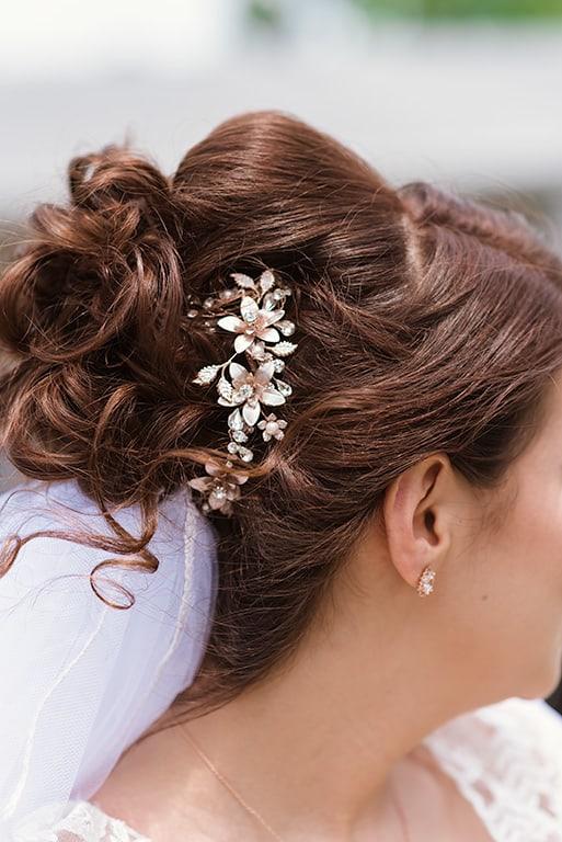 Bride hair, bride vail, Oklahoma weddings, brides of Oklahoma,wedding venues Tulsa, Tulsa wedding photographers, broken arrow wedding photographers