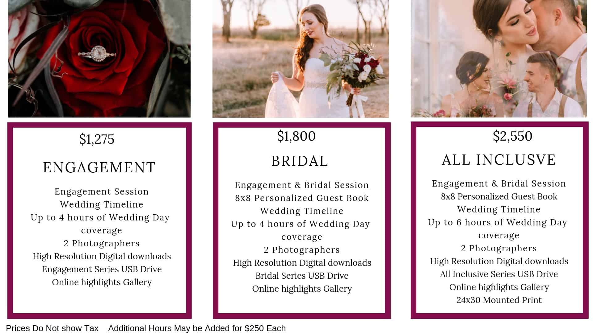 Wedding Photography Pricing.Wedding Photography Prices Special Pixels Photography