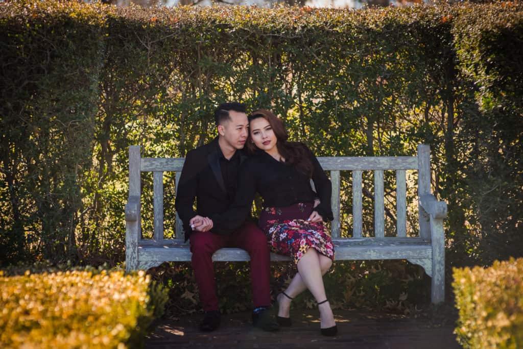 gilcrease museum, tulsa engagement portraits, tulsa wedding photographer